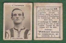 Gillingham Tom Thompson 612
